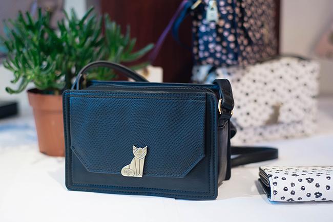 Nica Black Venice Bag
