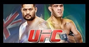 Luta AO VIVO – Pezão x Mark Hunt 06/12/2013
