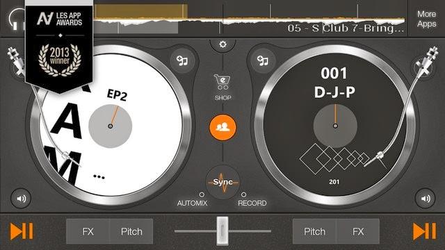 edjing PE - Turntables DJ Mix apk free download
