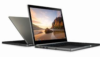 Laptop Chromebook Pixel Dengan Layar Sentuh Dari Google