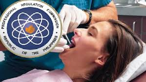 Licensure Examination given by the Board of Dentistry in Manila this