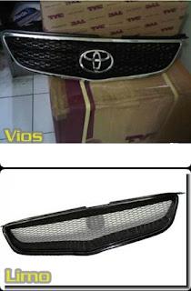 Grill Vios atau limo