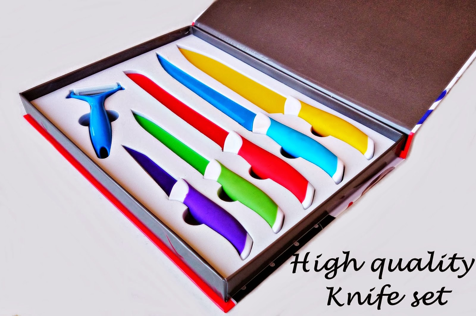 High Quantity Knife Set