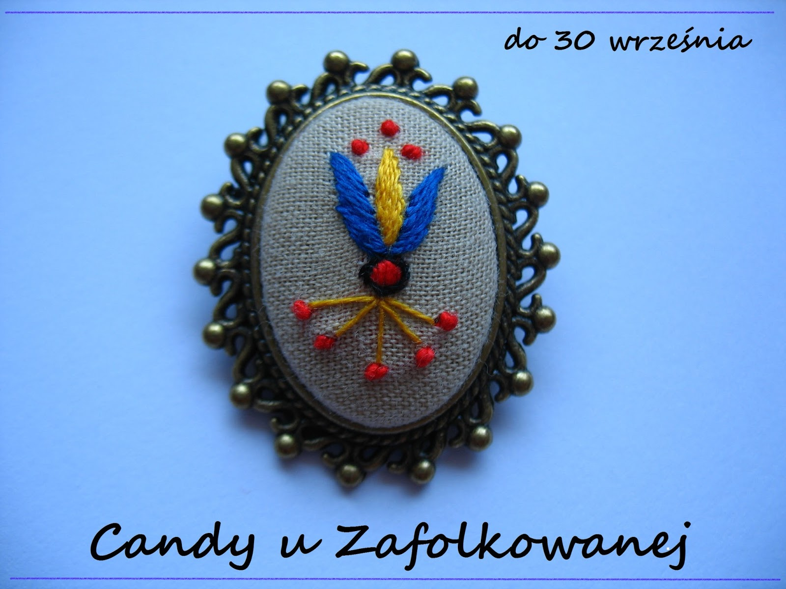 Candy u Zafolkowanej do 30 września