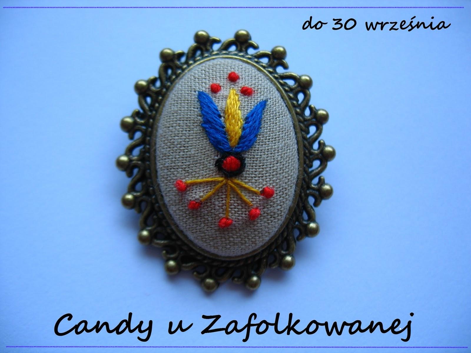 Candy u Zafolkowanej do 30 września