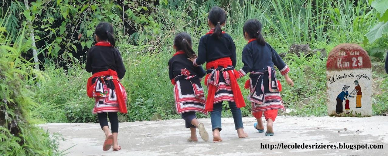 L'école des rizières
