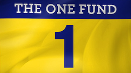 Contribute to the One Fund