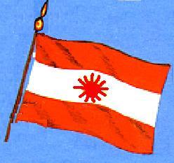 Segunda Bandera por Bernando Torre Tagle