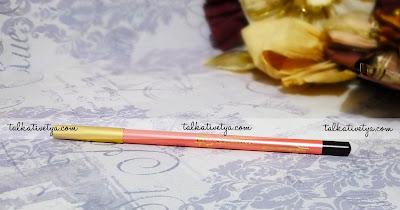 Just Miss Eyebrow Pencil 801 ini tidak memiliki rautan atau sikat alis