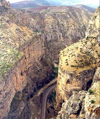 Cehennem Deresi Canyon