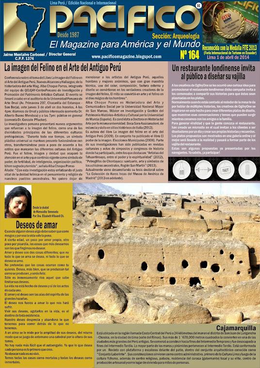 Revista Pacífico Nº 164 Arqueología