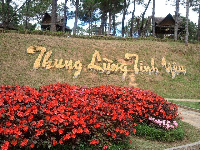 Love Valley in Da Lat