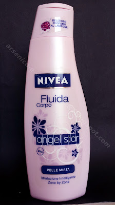 Nivea Fluida Corpo Angel Star