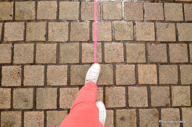 le voyage à Nantes- la ligne rose