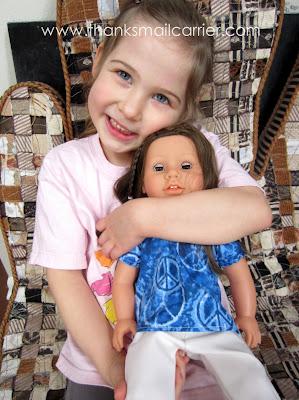 anti-bullying doll