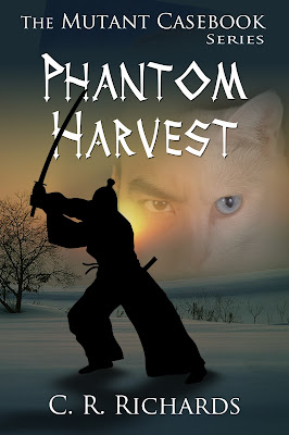 Phantom Harvest, cover, science fiction, book