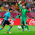 Hasil Skor Spanyol vs Kroasia Euro 2012 19 Juni 2012