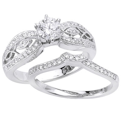 diamond wedding rings for women indian and pakistani fashions
