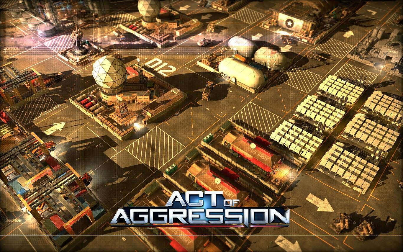act of aggression beta