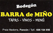 Bodegón Barra de Miño