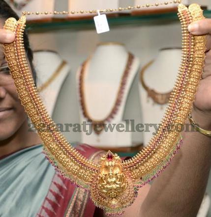Uncut diamond necklace price