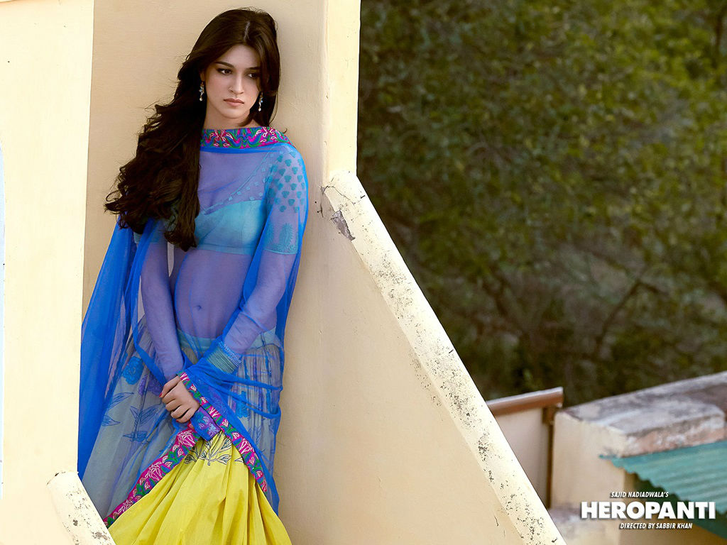 kriti sanon heropanti actress wallpaper