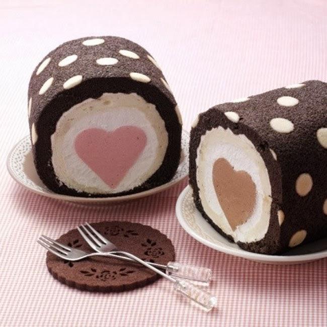 valentine's day cake, heart cake
