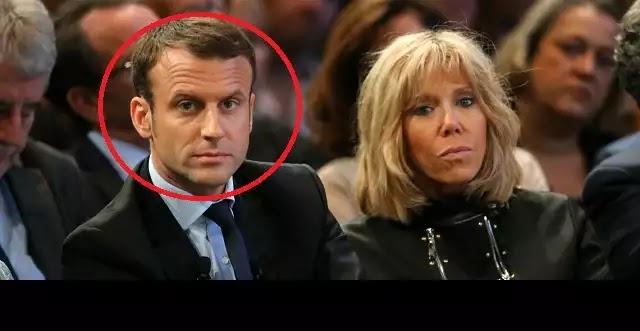 O επόμενος πρόεδρος της Γαλλίας: Όλοι ασχολούνται με... την γυναίκα του. Άλλη μια επιτυχία της ελίτ που ξέρει οτι έχει να κανει με  κοπάδια!!!