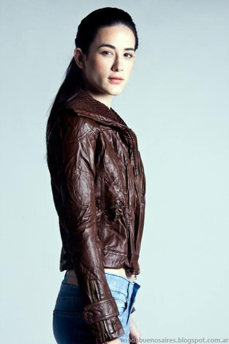 Camperas invierno 2013 moda mujer Ona Saez