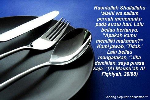 hukum niat puasa sunnah di pagi hari sharing seputar islam