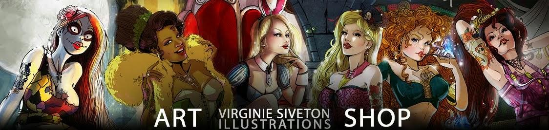 Virginie Siveton Shop