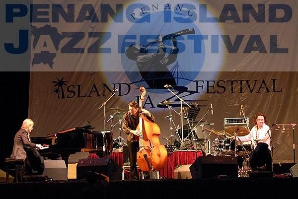 Penang Island Jazz Festival 2013