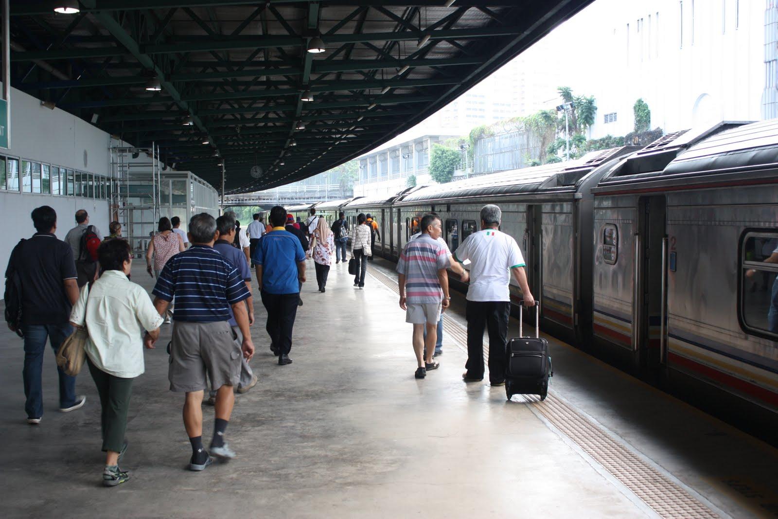 Железнодорожный вокзал tanjong pagar railway station малайской железной дороги (ktm) был построен в 1932 году