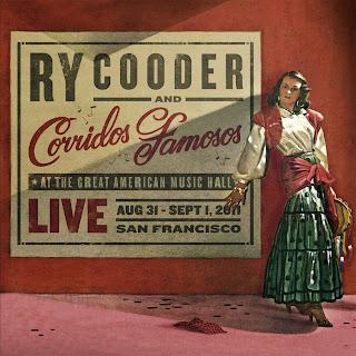 Ry Cooder & Corridos Famosos - Volver Volver