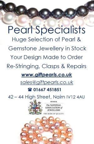 Gift Pearls Nairn