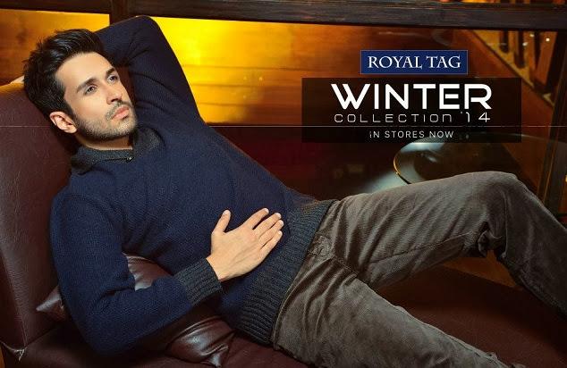 Royal Tag New Mens Wear Winter Dresses 2013-2014
