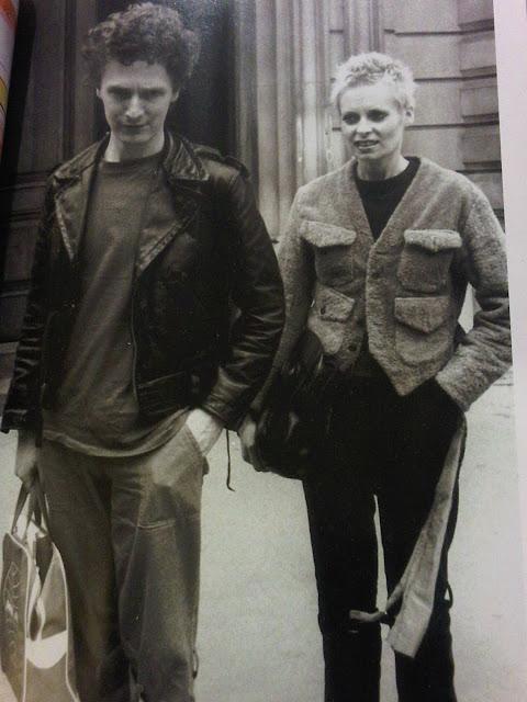 Sex Pistols Vivienne Westwood Malcolm Mclaren