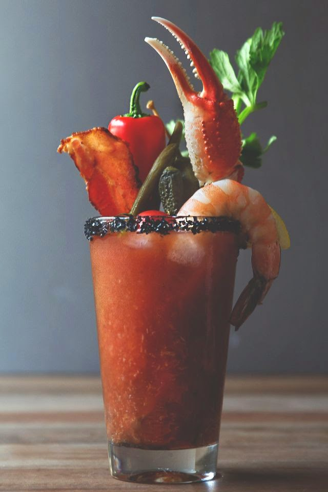 Blog del Taser: The Ultimate Bloody Mary