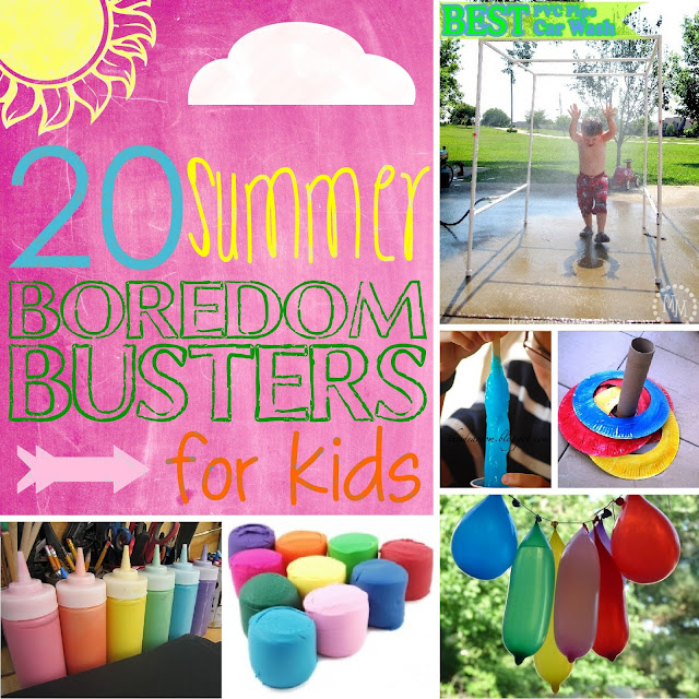 20 Summer Boredom Busters For Kids The Scrap Shoppe Us214