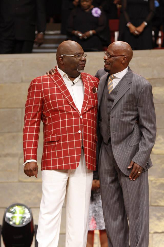 Welcome To Mytestimonys Blog Rev 12 11 Bishop T D Jakes