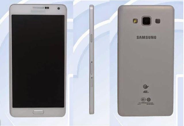 الكشف عن آخر أخبار هاتف Galaxy A7