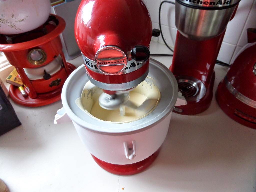 Kitchenaid ijsmaker recepten