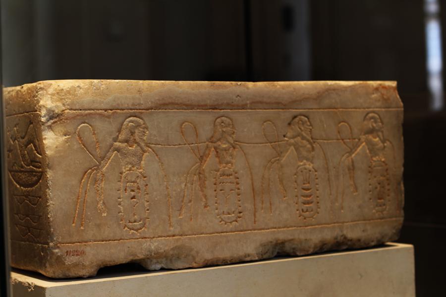 ägypten truhe
