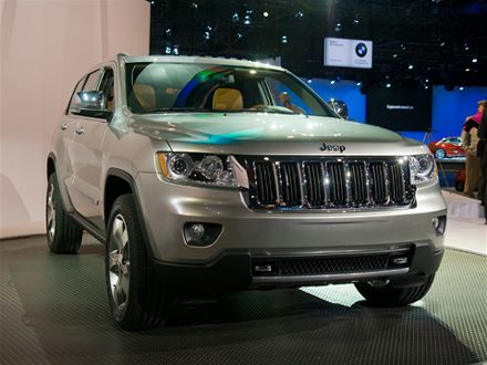 Jeep Cherokee Indonesia
