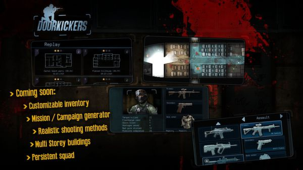 baixar Door Kickers pc