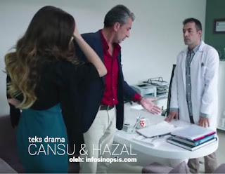 Sinopsis Cansu dan Hazal Episode 2