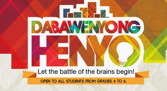 NCCC Mall Dabawenyong Henyo 2015 Poster Davao Region Philippines