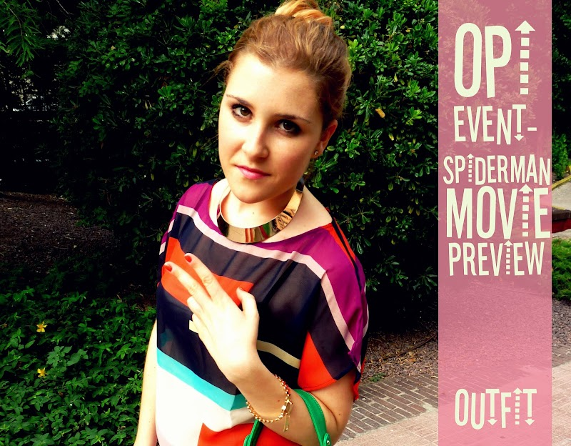 OPI EVENT PREVIEW. OUTFIT