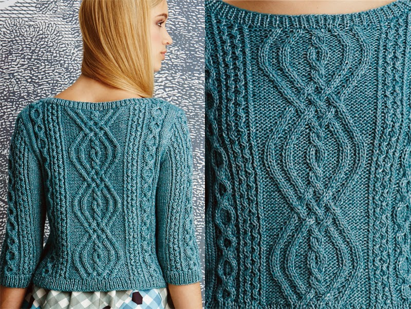 The Knitting Needle and the Damage Done: Vogue Knitting Fall 2014: A ...