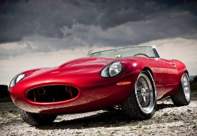 2012 Jaguar E-Type Speedster